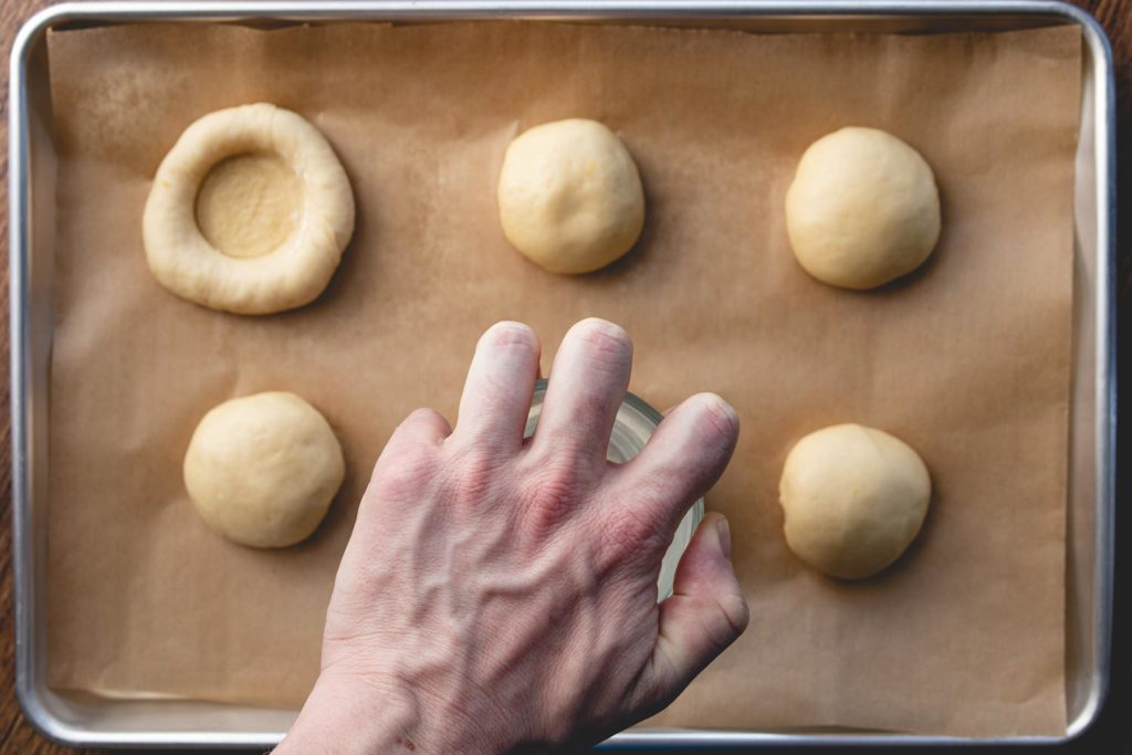 shape the kolaches