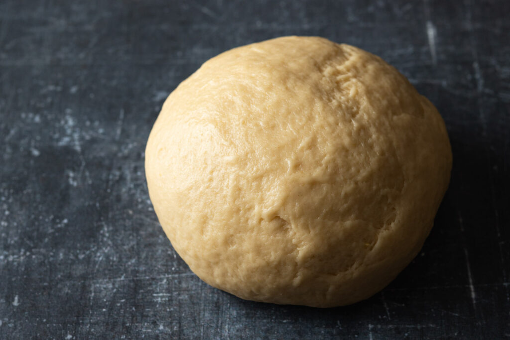 dough for bejgli